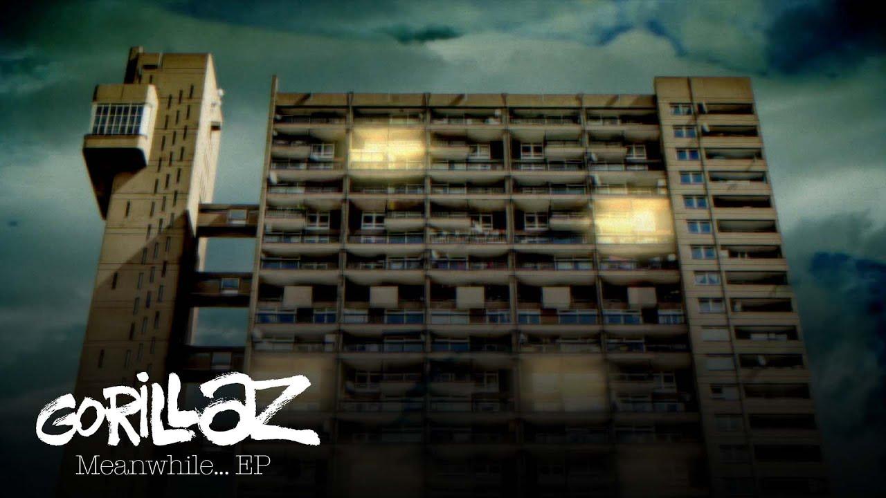 GorillazがNew EP『MEANWHILE』を本日8月27日デジタル・リリース!全3曲のビジュアル動画を公開