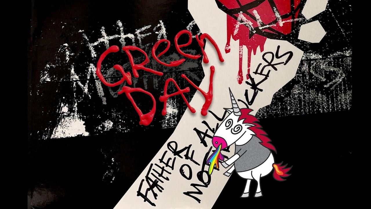 Green Dayが新曲「Father Of All...」の音源公開と共に最新アルバムリリースについて発表