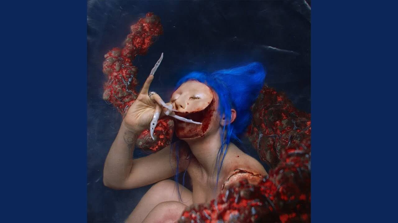 Ashnikkoがハロウィンにインスパイアされた新曲「Halloweenie IV: Innards」の音源を公開