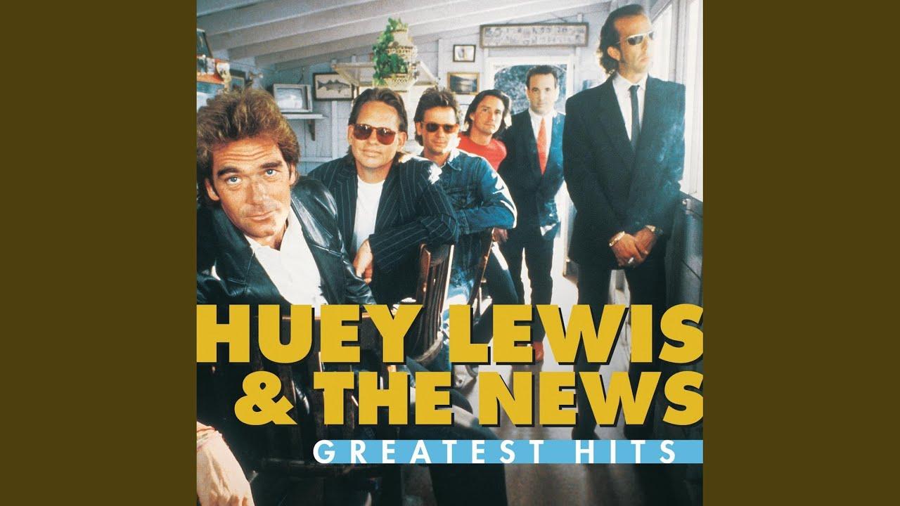 Huey Lewis & The News「Back in Time」の洋楽歌詞カタカナ・YouTube動画・解説まとめ