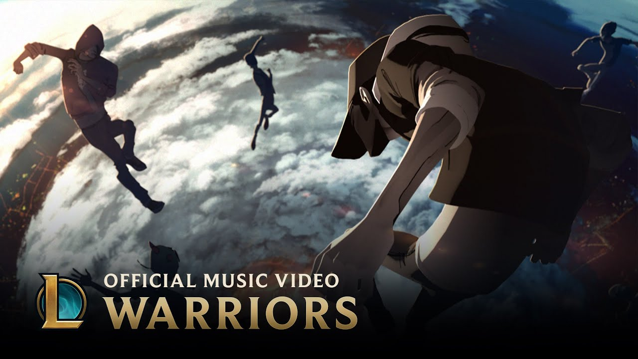 Imagine Dragons「Warriors」の洋楽歌詞・YouTube動画・解説まとめ