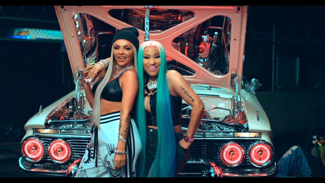 Jesy NelsonがNicki Minajを迎えたソロデビュー曲「Boyz」のミュージック・ビデオを公開