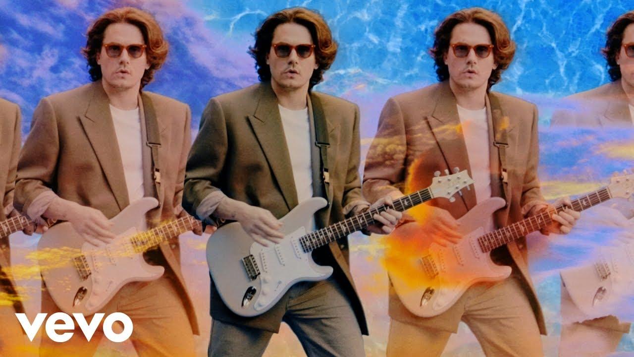 John Mayerが最新アルバムから「Wild Blue」のミュージック・ビデオを公開