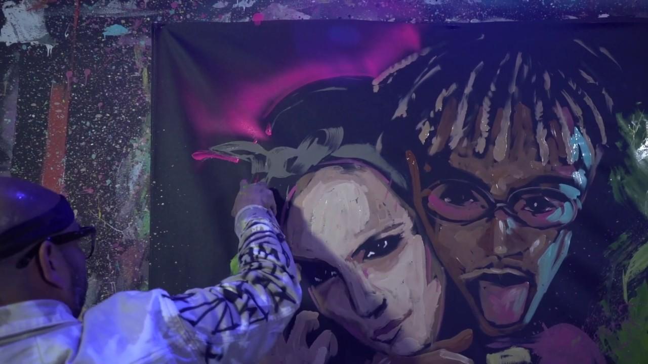 Juice WRLDがHalseyを迎えた新曲「Life's A Mess」のビジュアル動画を公開