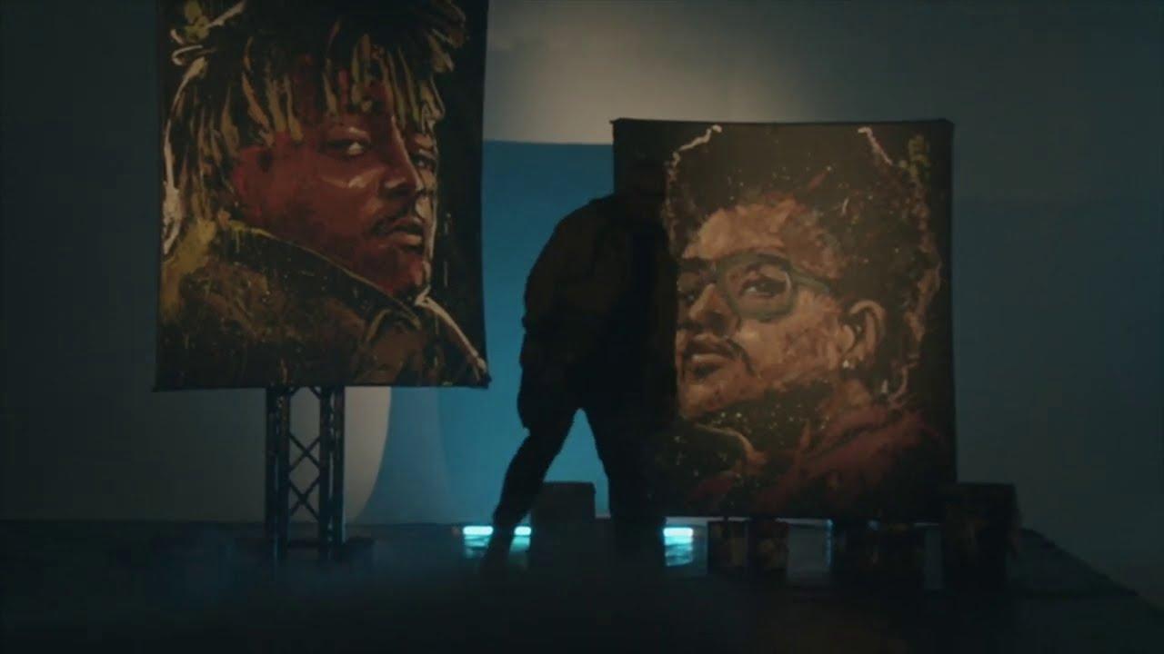 Juice WRLDとThe Weekndによる新曲「Smile」のリリック・ビデオが公開