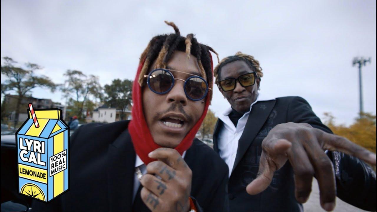 Juice WRLDとYoung Thugによる新曲「Bad Boy」のミュージック・ビデオが公開