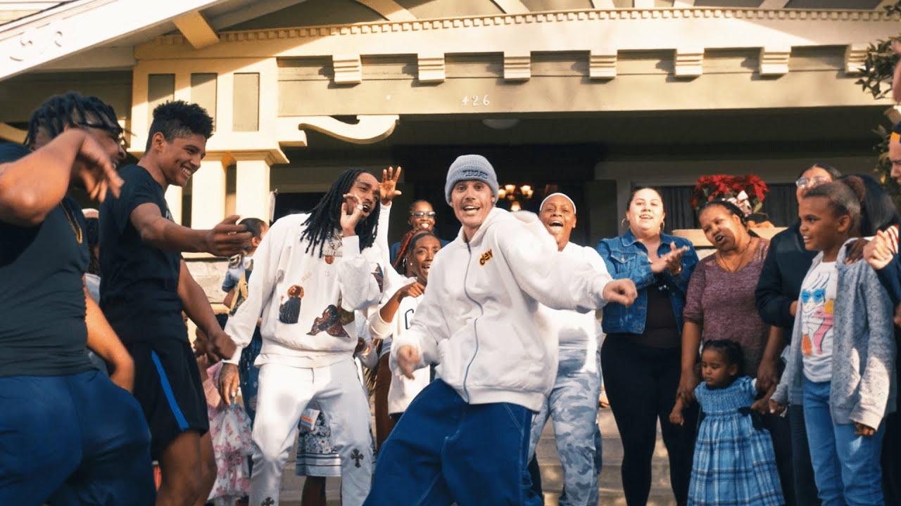 Justin BieberがQuavoを迎えた新曲「Intentions」のミュージック・ビデオを公開