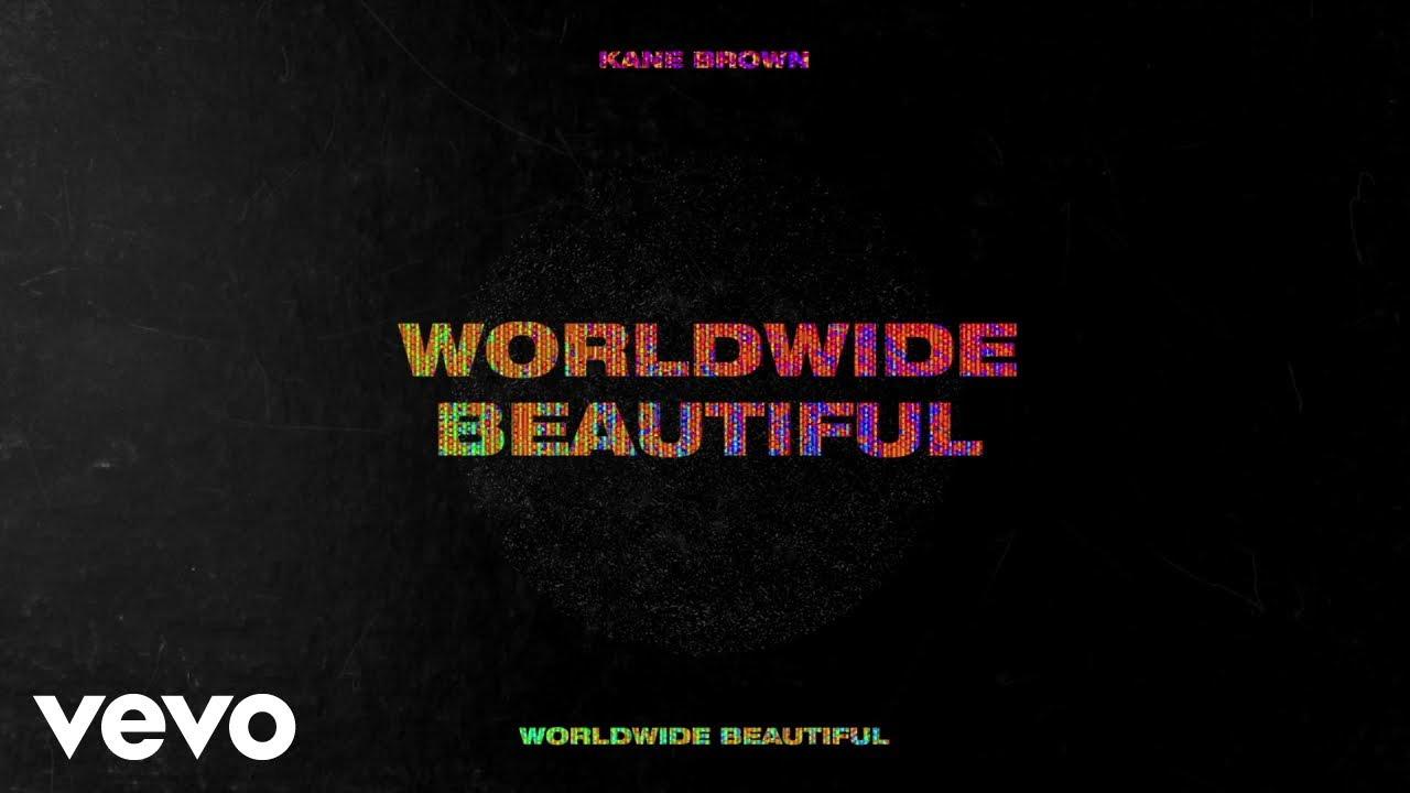 Kane Brownが新曲「Worldwide Beautiful」のリリック・ビデオを公開