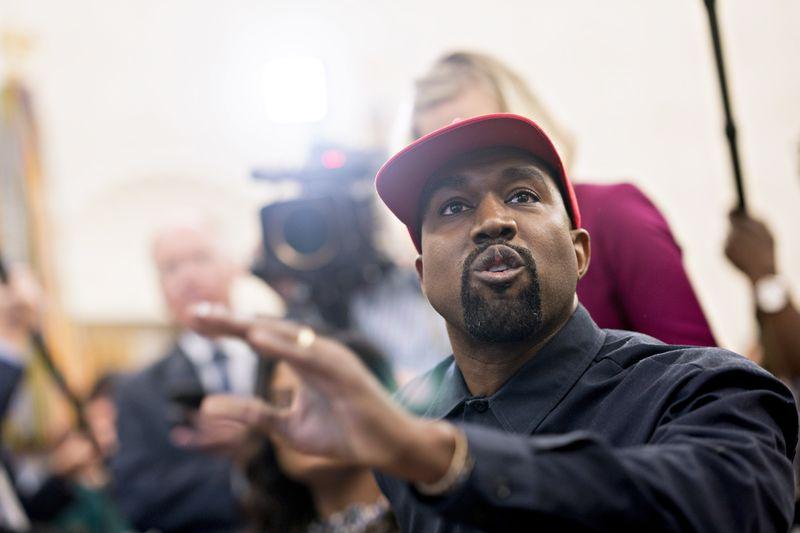 Kanye West(カニエ・ウエスト)が米大統領選出馬を表明と報道、自身のツイッターで表明