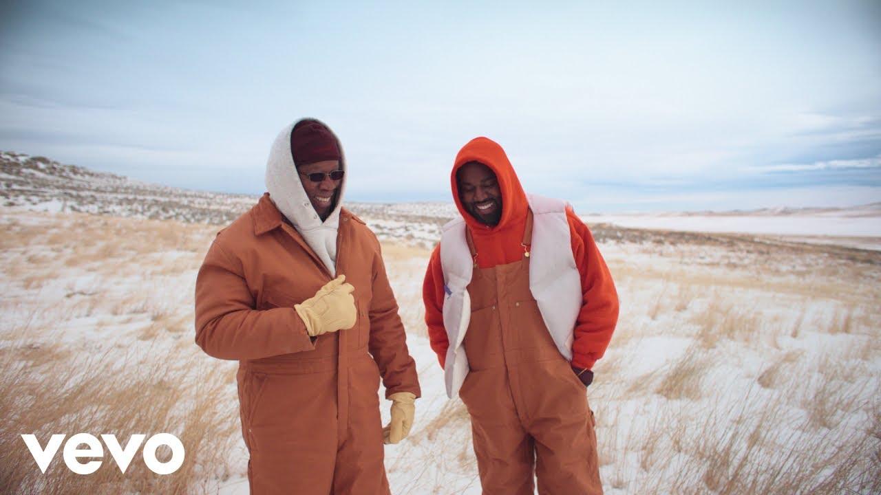 Kanye Westが最新アルバムより「Follow God」のミュージック・ビデオを公開