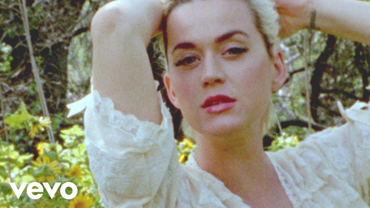 Katy Perryが新曲「Daisies」のミュージック・ビデオを公開