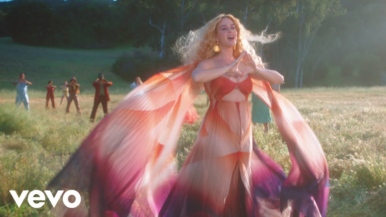 Katy Perryが新曲「Never Really Over」のミュージック・ビデオを公開