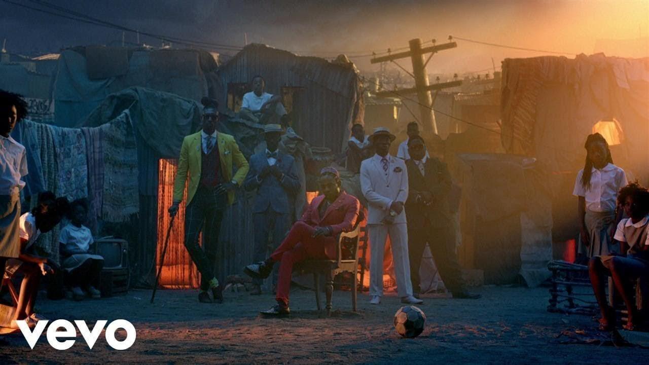 Kendrick Lamar, SZA「All The Stars」の洋楽歌詞カタカナ・YouTube動画・解説まとめ