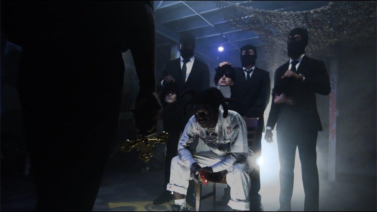 Kodak Blackが最新ミックステープから「Basement on Fire」のミュージック・ビデオを公開