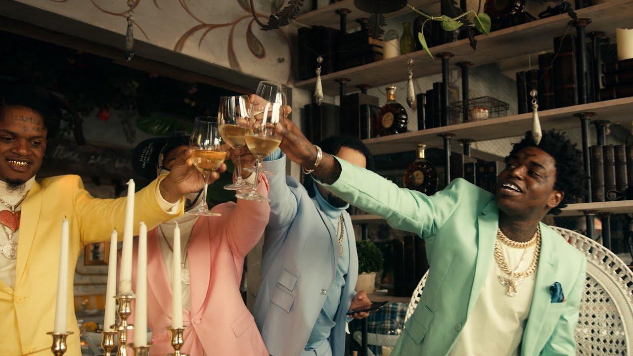 Kodak Blackが新曲「Easter in Miami」のミュージック・ビデオを公開