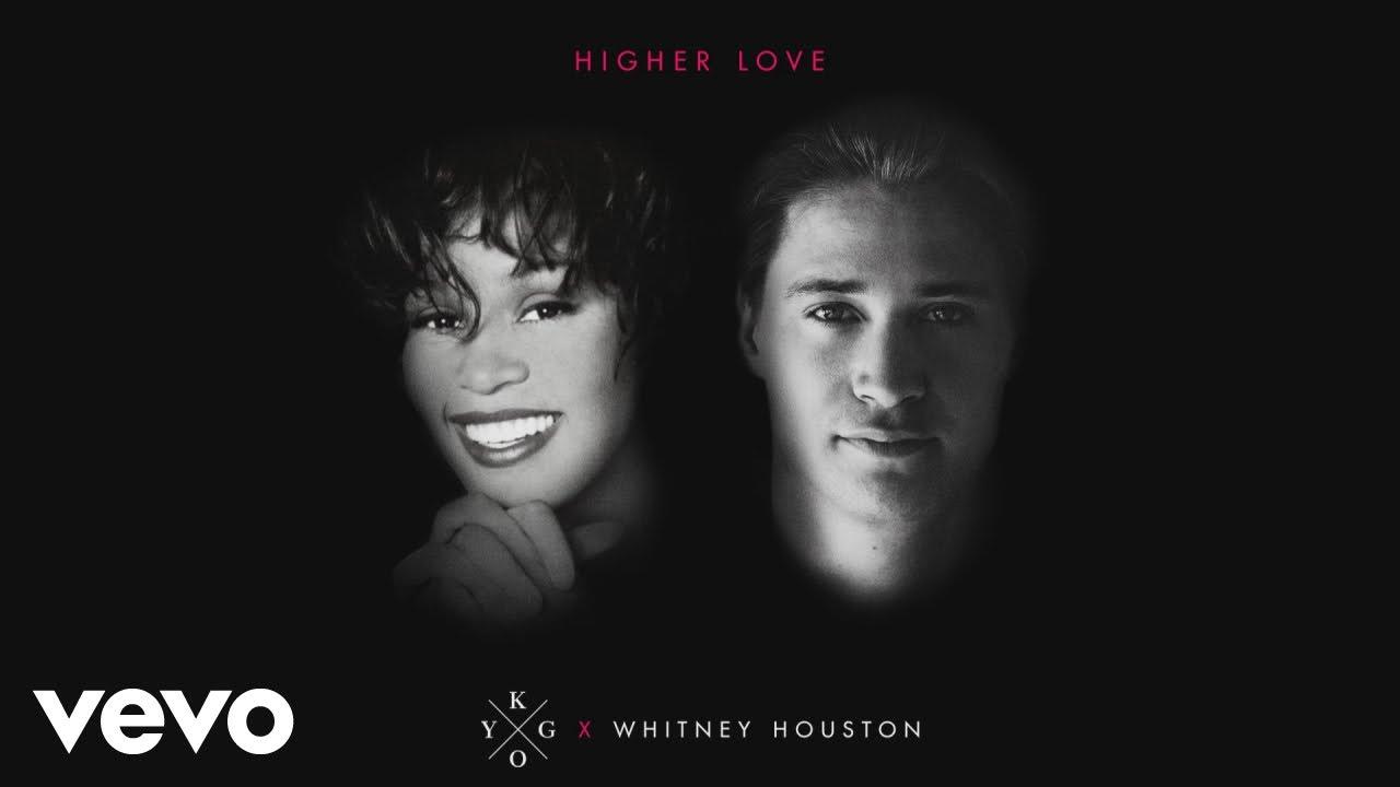 KygoがWhitney Houstonの音源を使用した新曲「Higher Love」の音源を公開