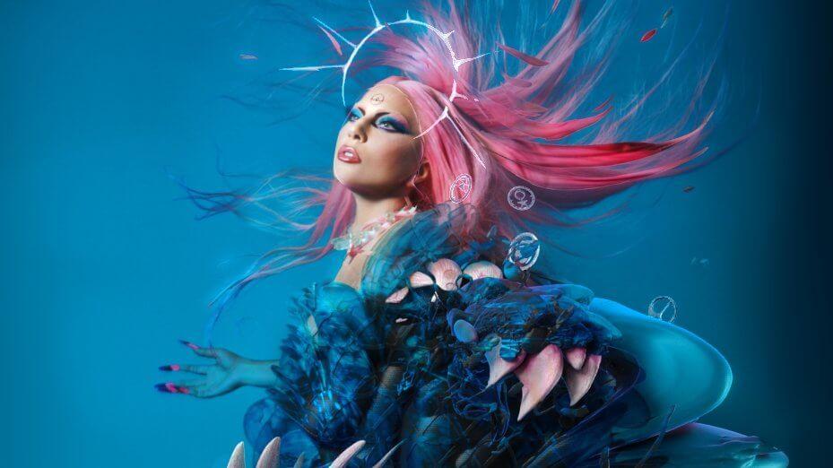 Lady Gagaが『Born This Way The Tenth Anniversary』、『Dawn of Chromatica』を2枚同時リリース