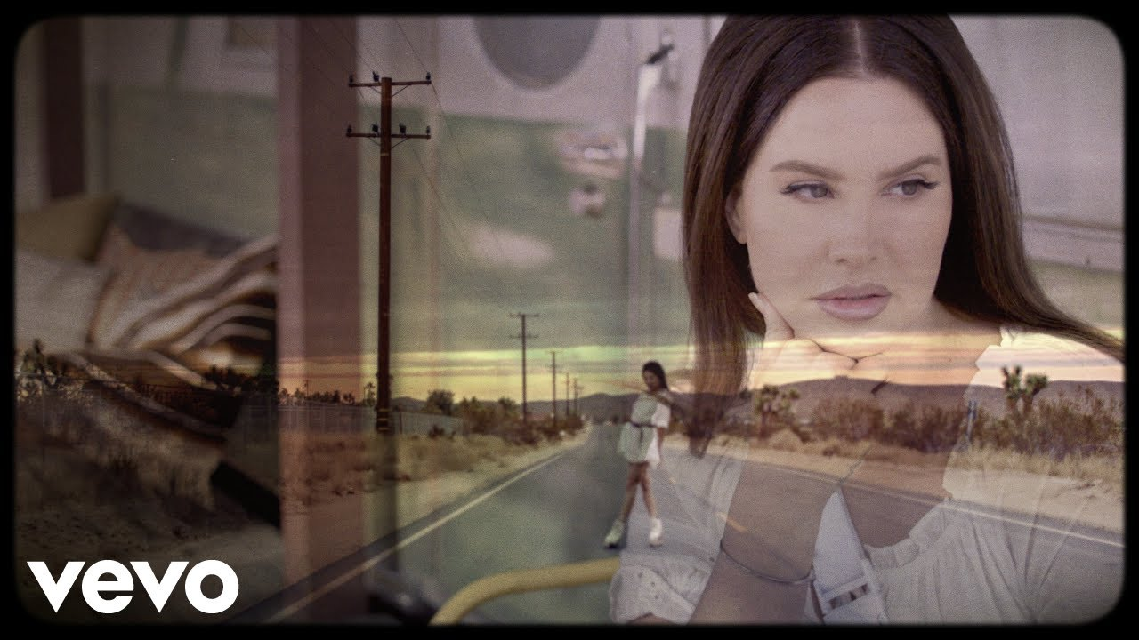 Lana Del Reyが最新アルバムから「White Dress」のミュージック・ビデオを公開