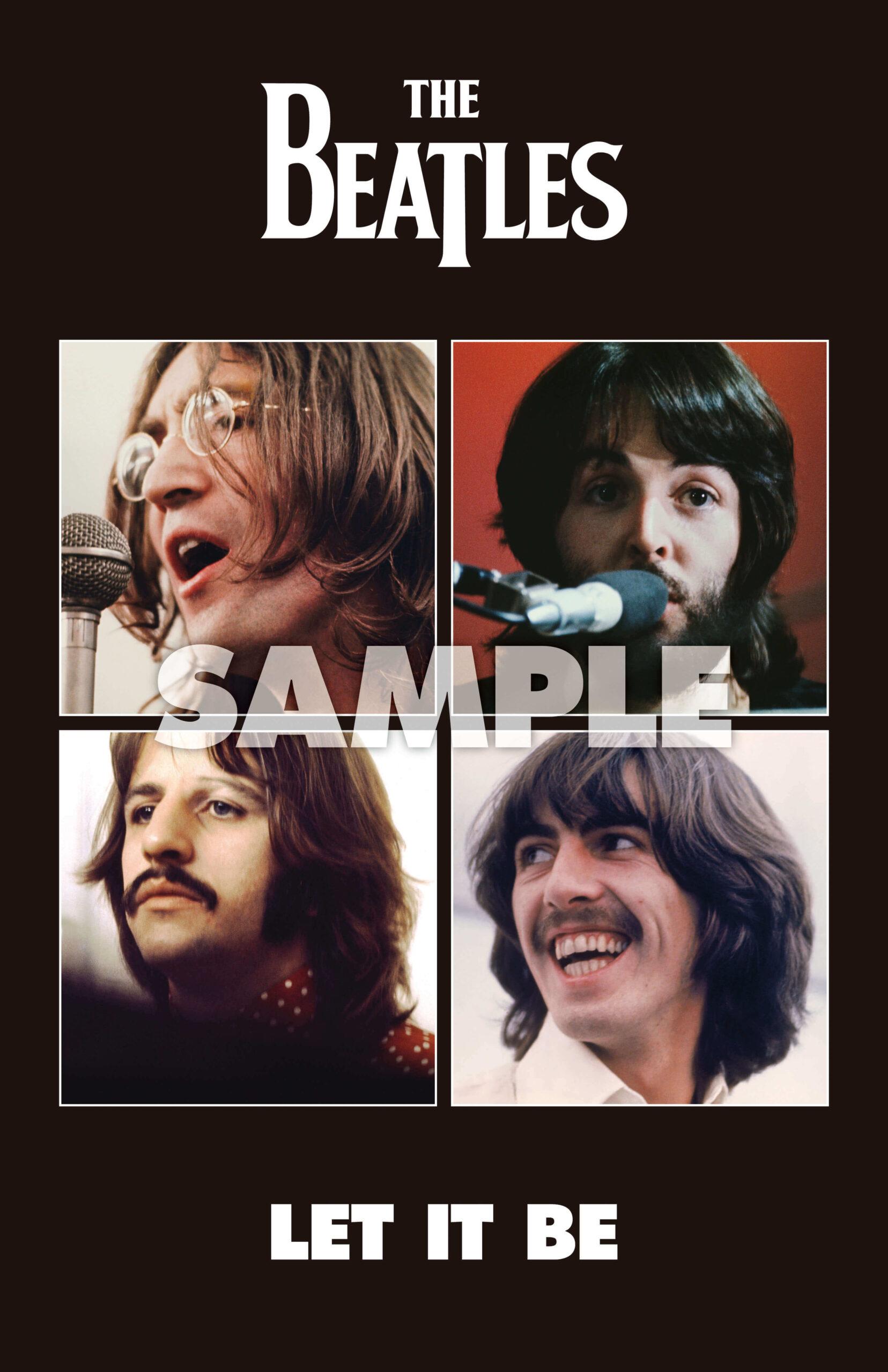 購入特典:A3ポスター(SAMPLE)