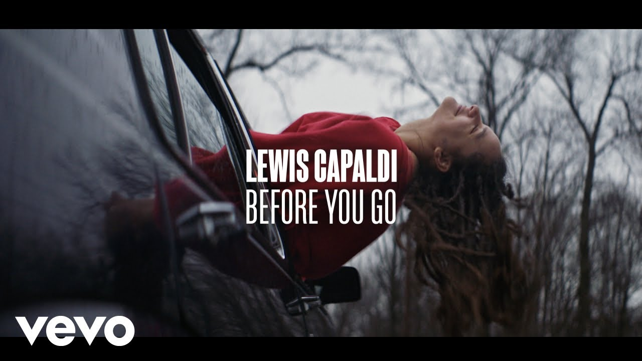 Lewis Capaldi「Before You Go」の洋楽歌詞カタカナ・YouTube動画・解説まとめ