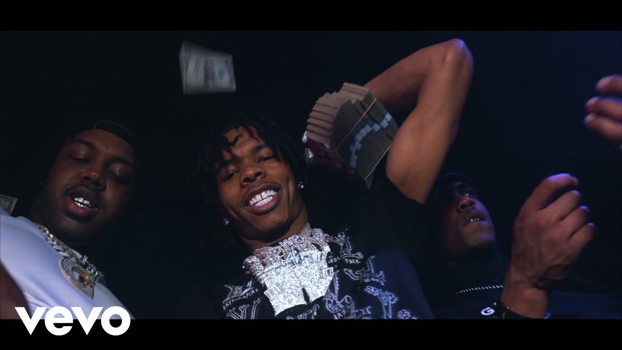 Lil BabyがEST Geeを迎えた新曲「Real As It Gets」のミュージック・ビデオを公開