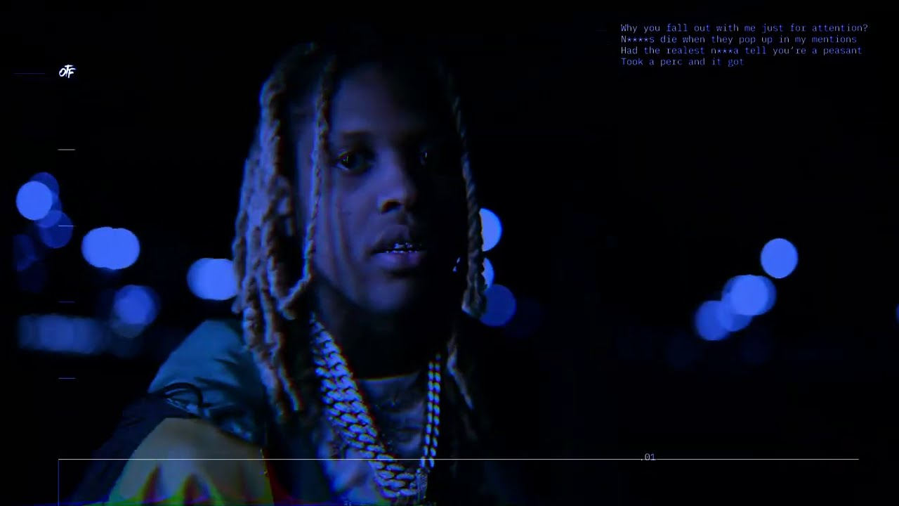 Lil Durkが最新アルバムのデラックス盤からLil Babyを迎えた「Finesse Out The Gang Way」のリリック・ビデオを公開