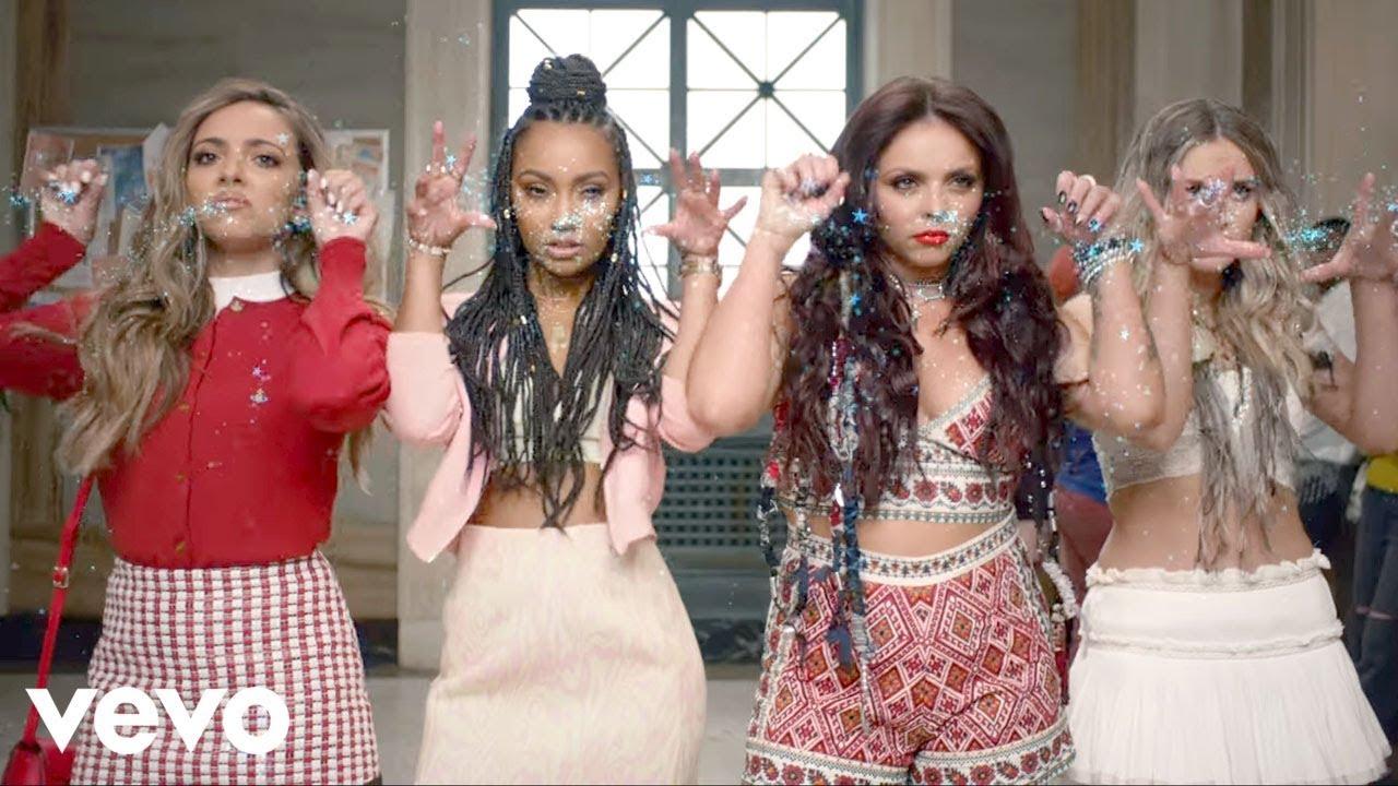 Little Mix「Black Magic」の洋楽歌詞カタカナ・YouTube動画・解説まとめ