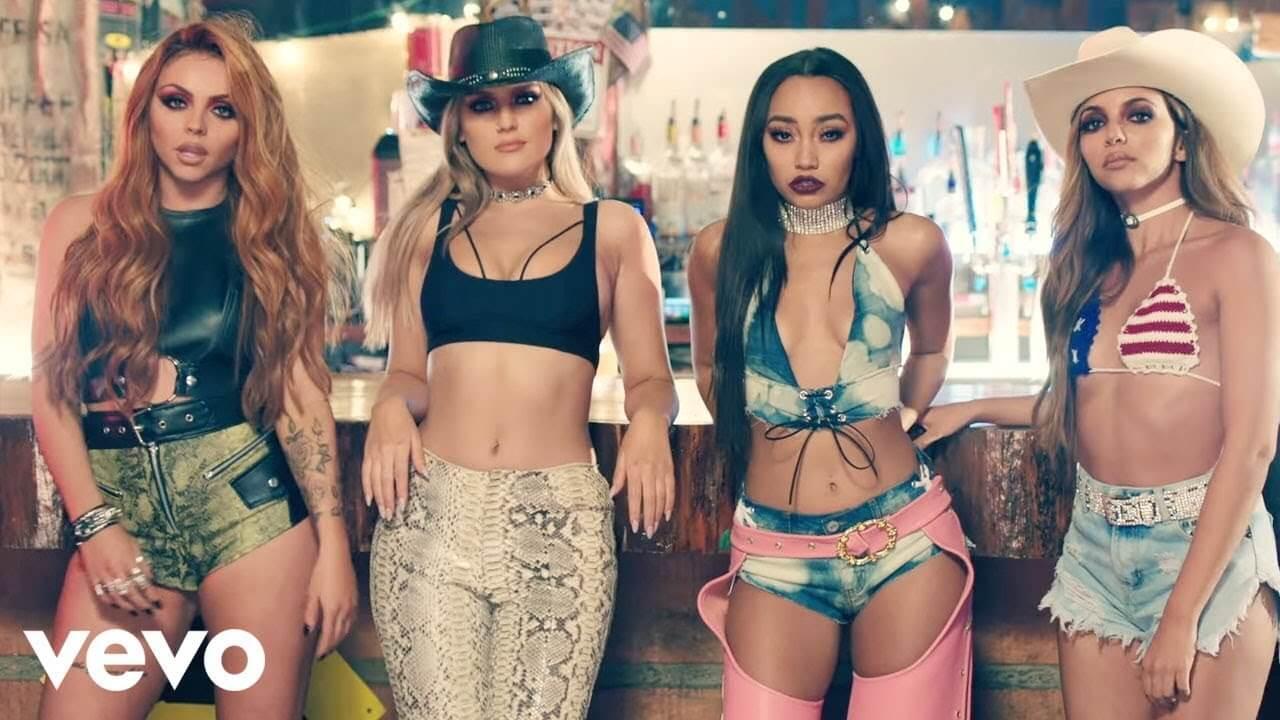 Little Mix ft. Machine Gun Kelly「No More Sad Songs」の洋楽歌詞カタカナ・YouTube動画・解説まとめ