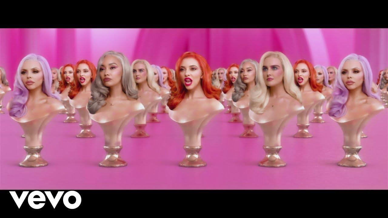 Little Mixが新曲「Bounce Back」のミュージック・ビデオを公開