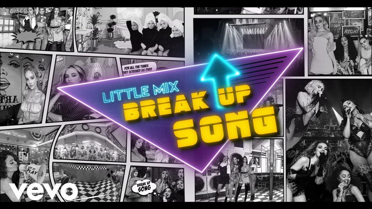 Little Mixが新曲「Break Up Song」のリリック・ビデオを公開