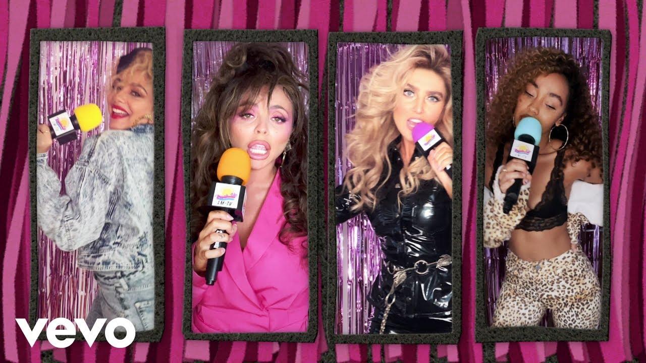 Little Mix「Break Up Song」の洋楽歌詞カタカナ・YouTube動画・解説まとめ