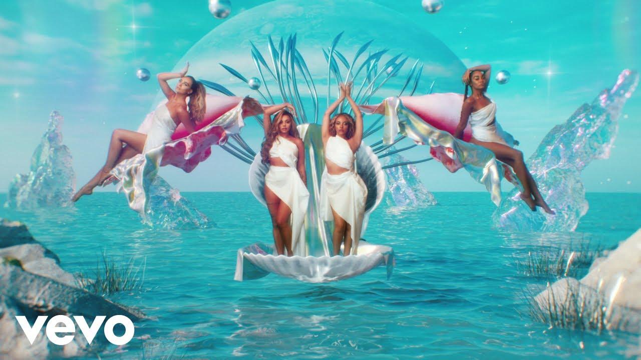 Little Mix「Holiday」の洋楽歌詞カタカナ・YouTube動画・解説まとめ