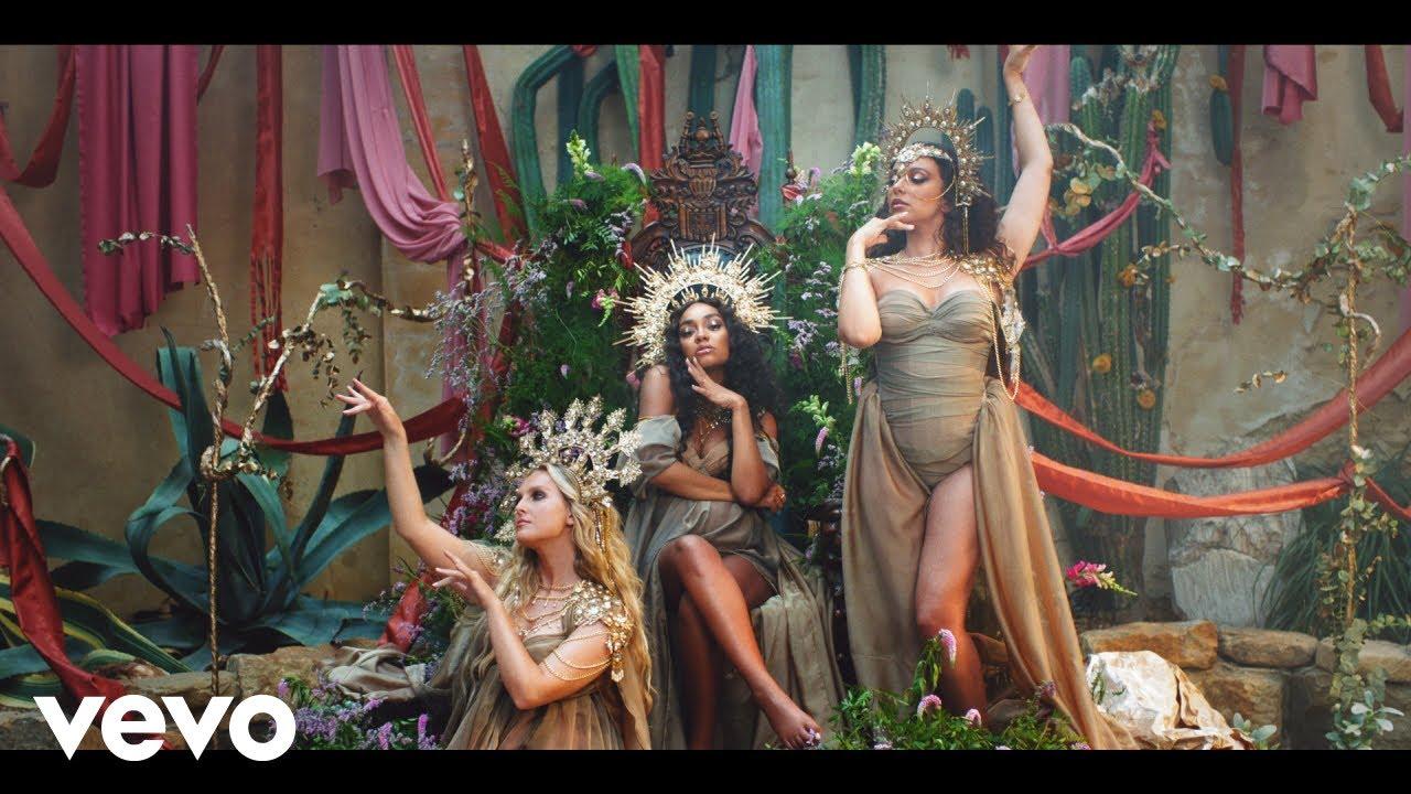 Little Mixが新曲「Love (Sweet Love)」のミュージック・ビデオを公開
