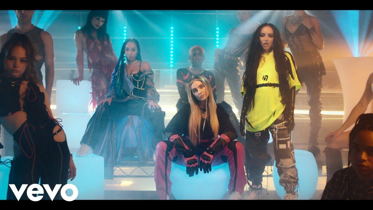 Little MixがSaweetieを迎えた「Confetti」のミュージック・ビデオを公開