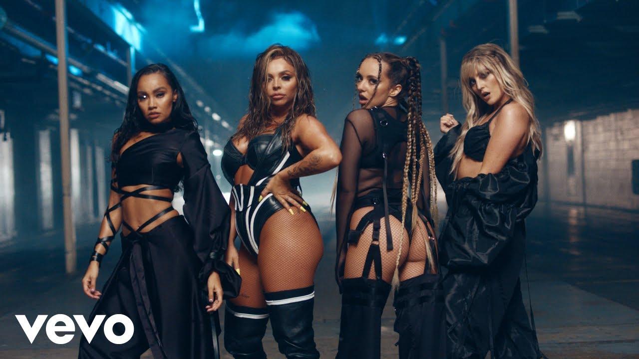 Little Mixが新曲「Sweet Melody」のミュージック・ビデオを公開