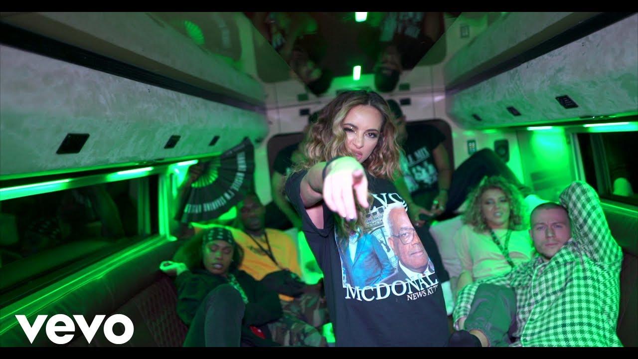 Little Mixが最新アルバムから「Wasabi」のミュージック・ビデオを公開