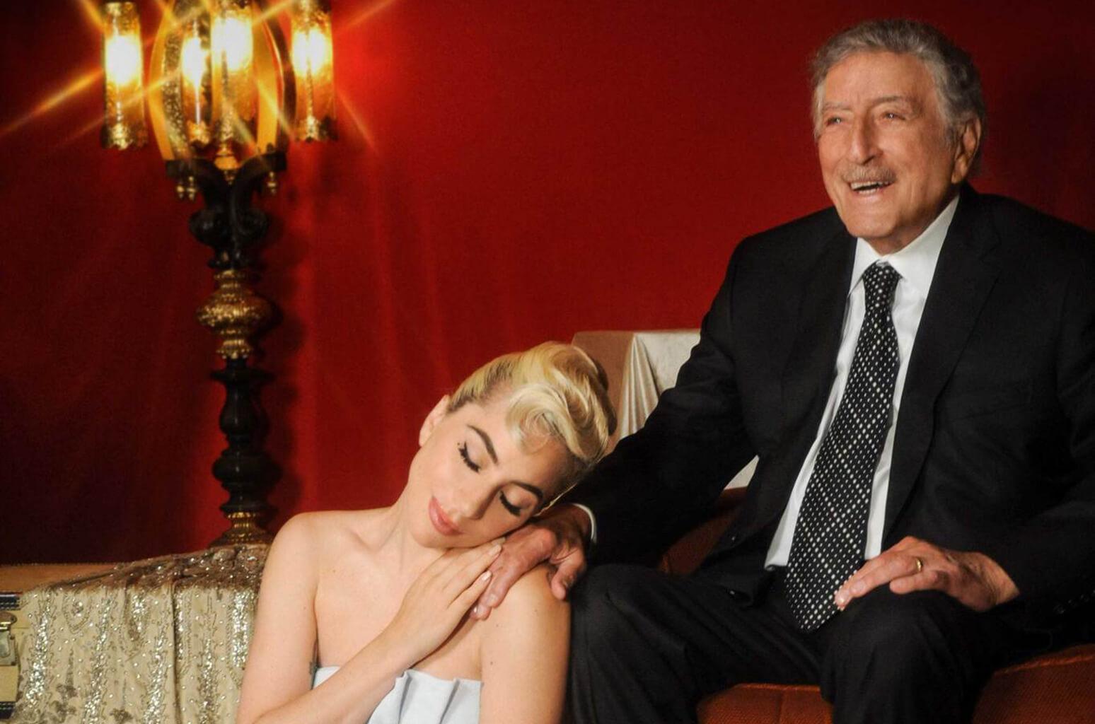 Lady GagaとTony Bennettの10年間の集大成!ニュー・アルバムより2曲目の新曲「Love For Sale」がリリース