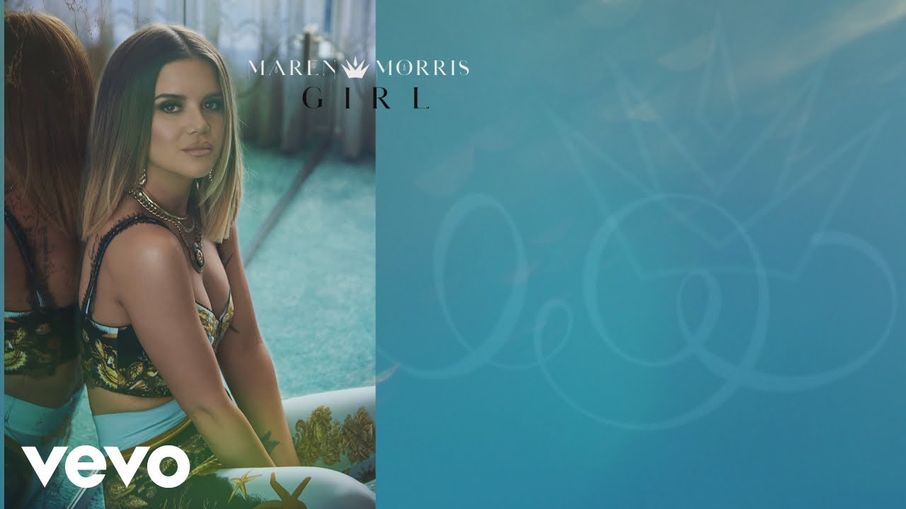 Maren Morrisが最新アルバムから新曲「Girl」のリリック・ビデオを公開