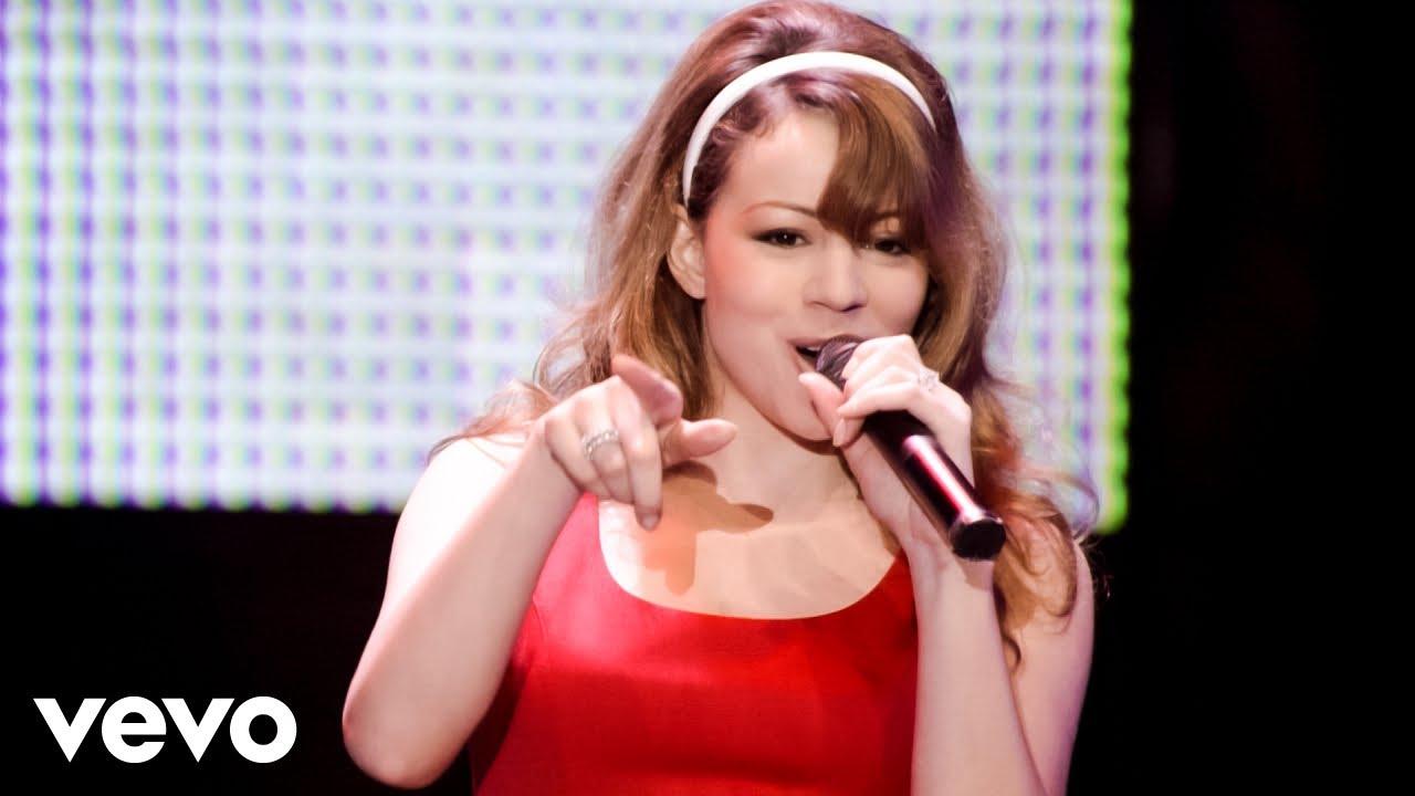 Mariah Careyが1996年東京ドームでの「恋人たちのクリスマス」ライブ動画を公開