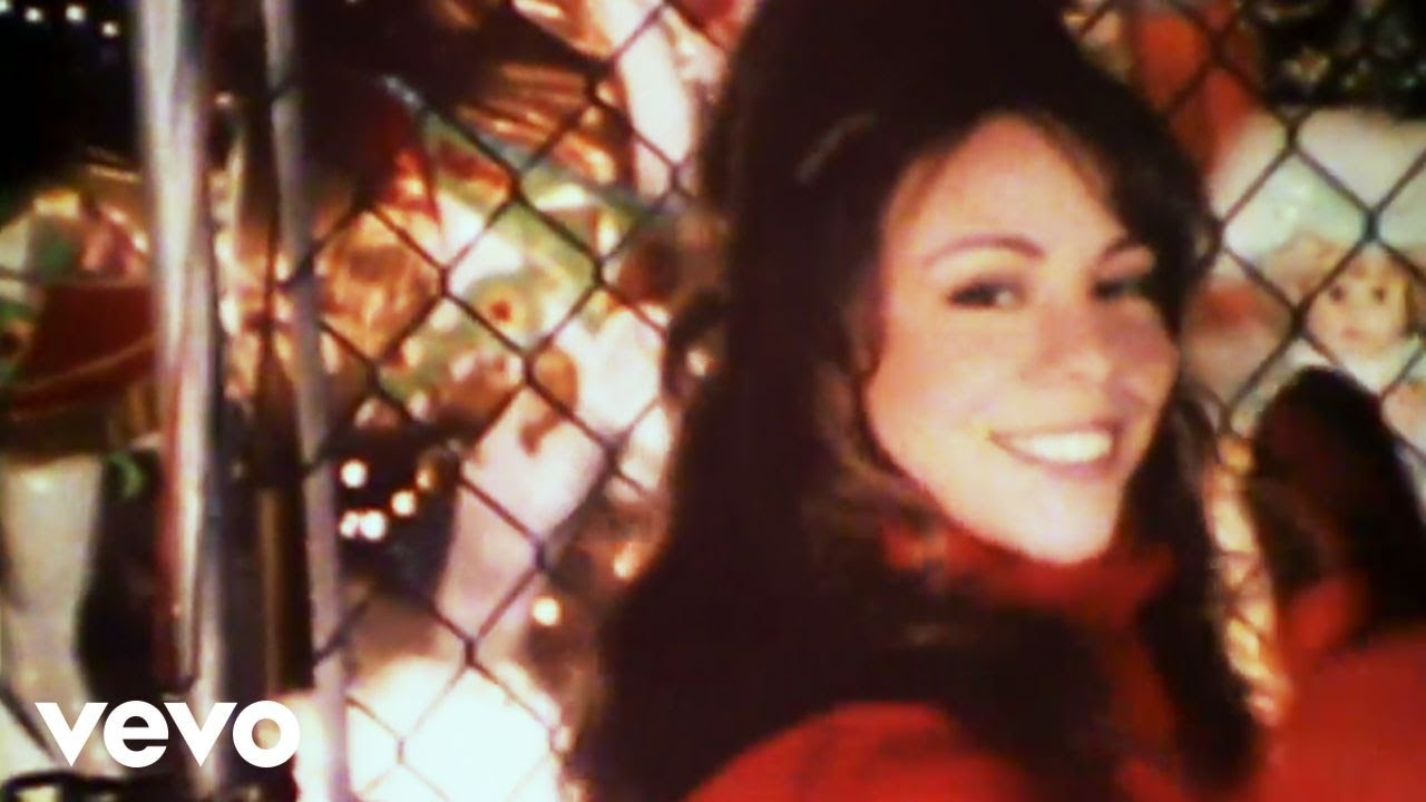 Mariah Carey「All I Want for Christmas Is You」の洋楽歌詞カタカナ・YouTube動画・解説まとめ