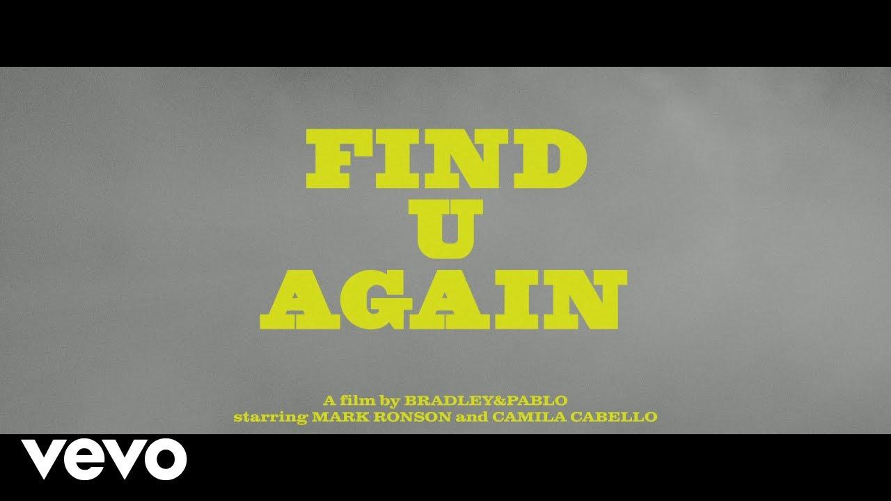 Mark RonsonがCamila Cabelloをゲストに迎えた新曲「Find U Again」のミュージック・ビデオを公開