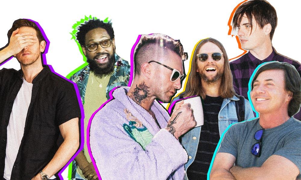 Maroon 5(マルーン5)のプロフィール・バイオグラフィーまとめ