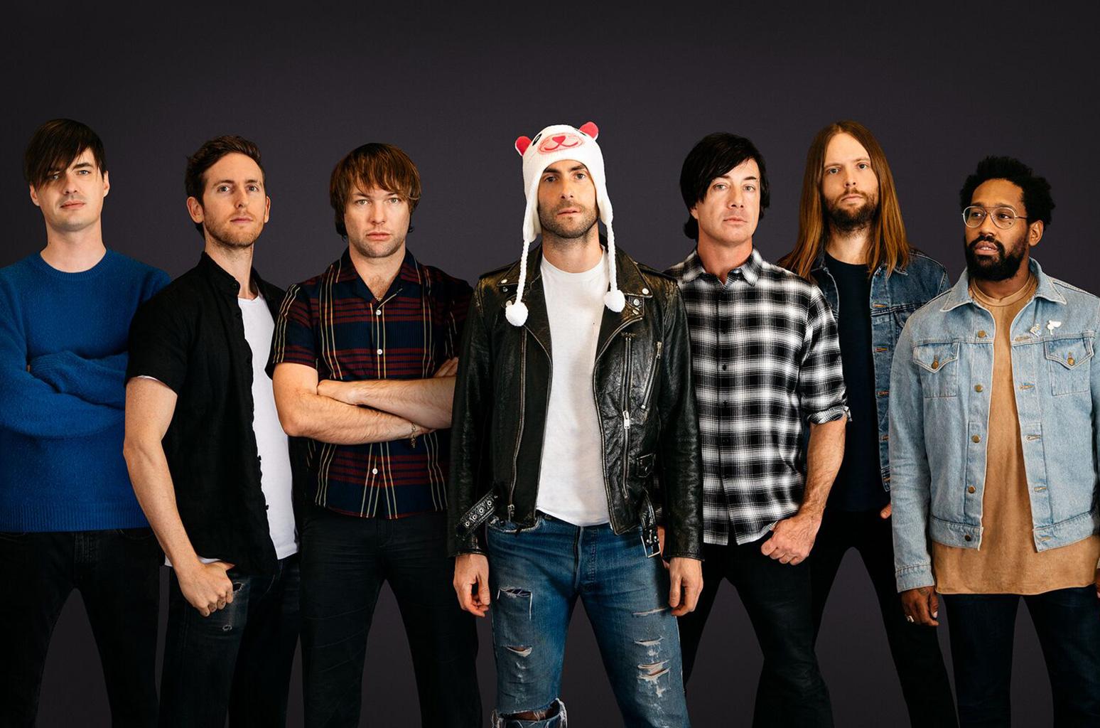 Maroon 5(マルーン5)の人気曲ランキングTOP20・おすすめ曲7選まとめ