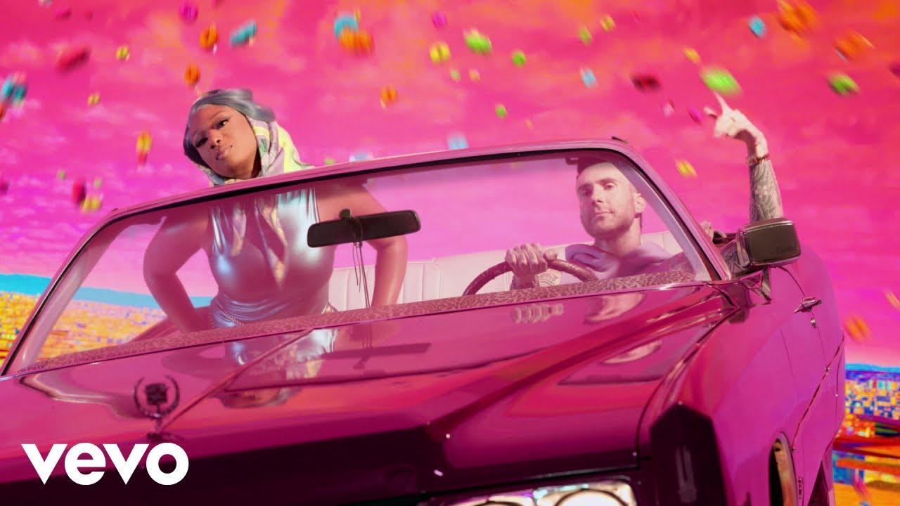 Maroon 5がMegan Thee Stallionを迎えた新曲「Beautiful Mistakes」のミュージック・ビデオを公開