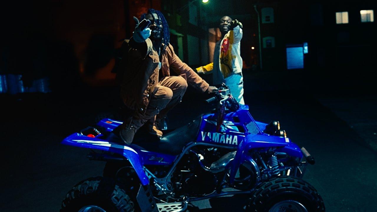 Meek MillがLil Uzi Vertを迎えた新曲「Blue Notes 2」のミュージック・ビデオを公開