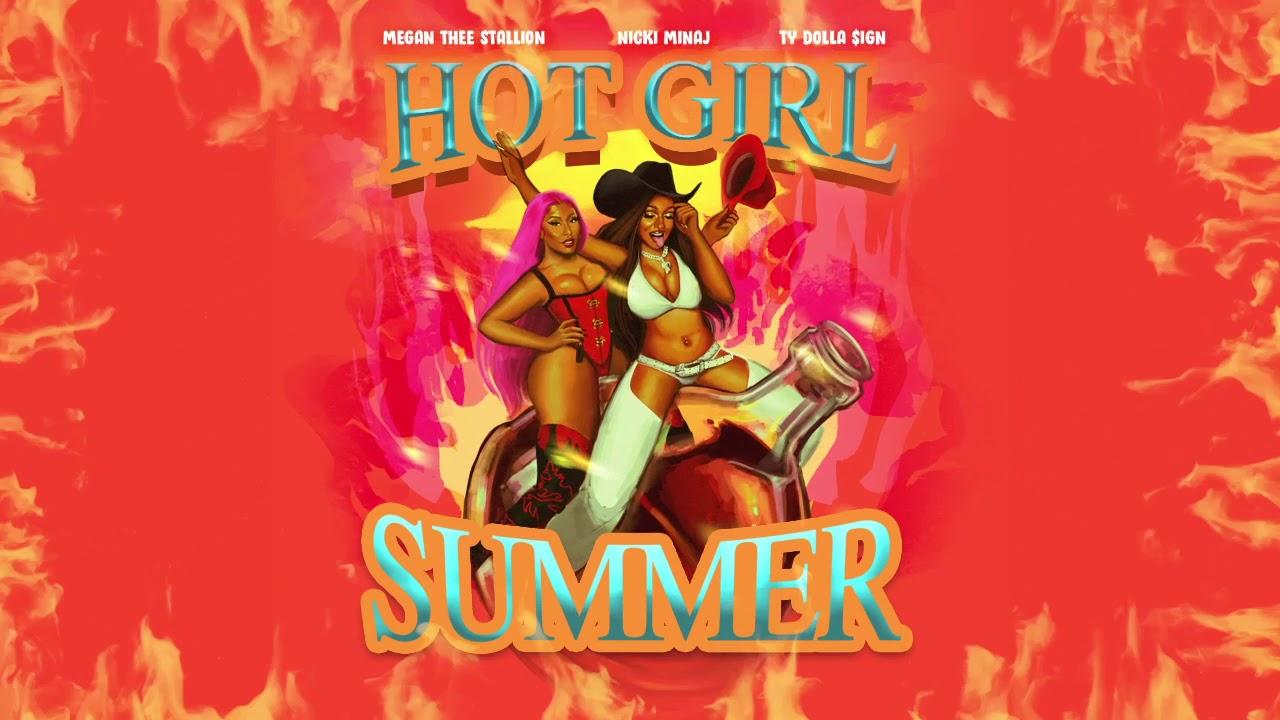 Megan Thee StallionがNicki Minaj、Ty Dolla $ignをゲストに迎えた新曲「Hot Girl Summer」の音源を公開