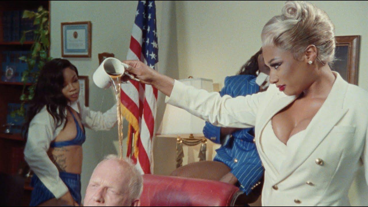Megan Thee Stallionが新曲「Thot Shit」のミュージック・ビデオを公開