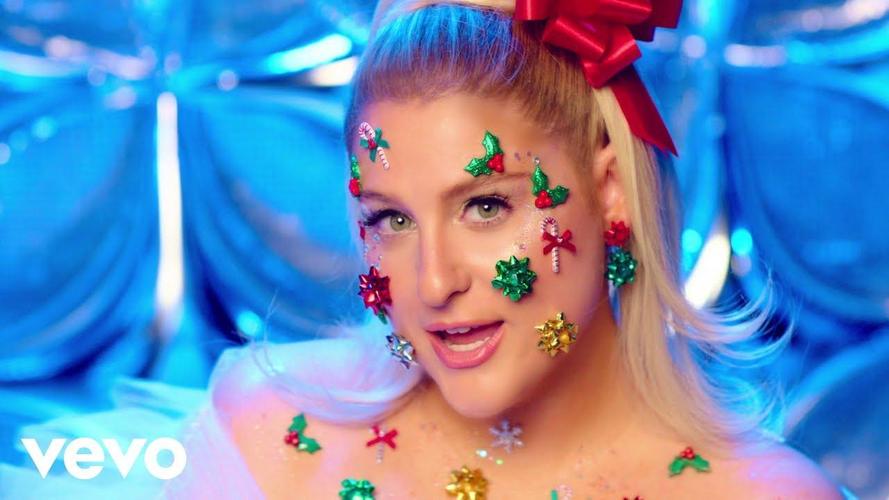 Meghan Trainorが最新アルバムからEarth, Wind & Fireを迎えた新曲「Holidays」のミュージック・ビデオを公開