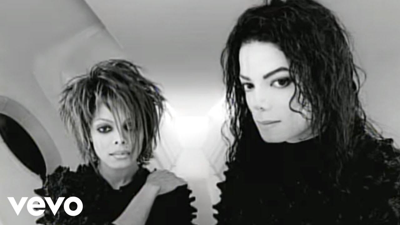 Michael Jackson, Janet Jackson「Scream」の洋楽歌詞カタカナ・YouTube動画・解説まとめ