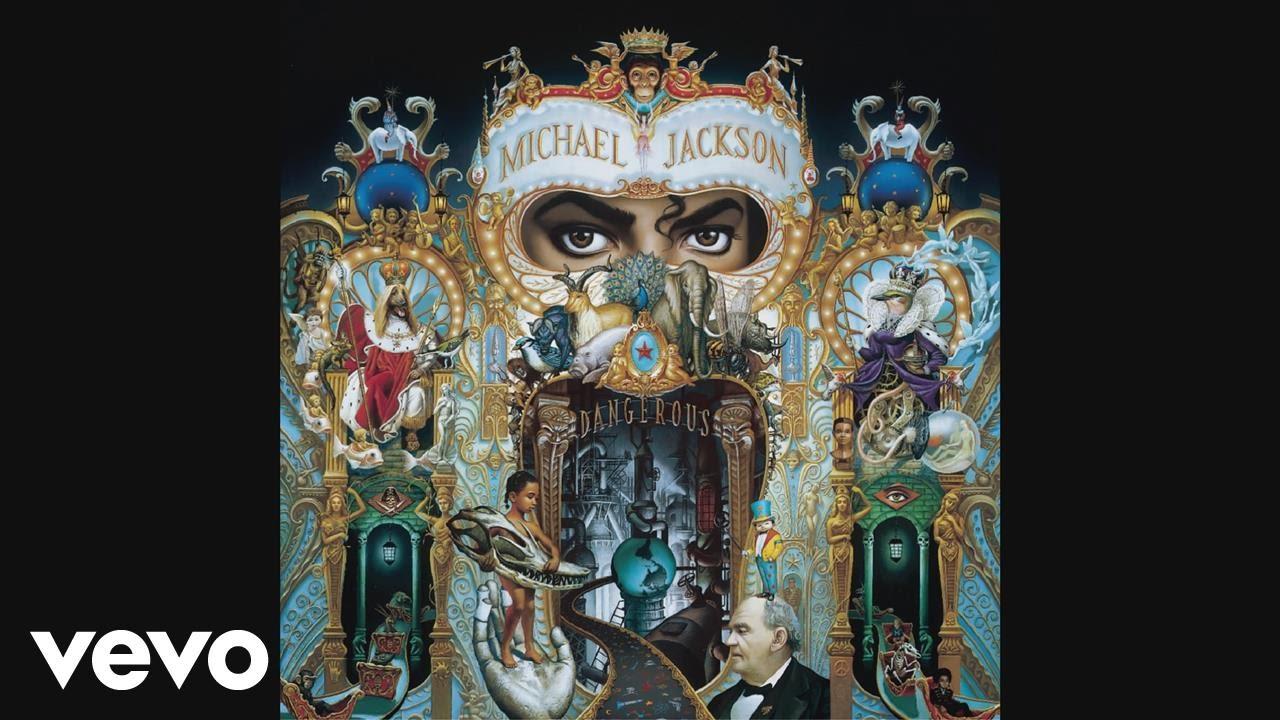 Michael Jackson「Dangerous」の洋楽歌詞カタカナ・YouTube動画・解説まとめ